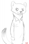 angry artist:bore character:marty oc pack_street solo species:stoat tube  rating:Questionable score:0 user:ACA