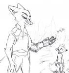 artist:famished character:charlie gauntlet marvel oc pack_street species:fox species:grey_fox zoosona  rating:Safe score:0 user:ACA